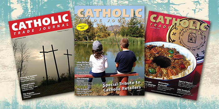 Catholic Trade Journal - Designed and Printed by KolbeNet